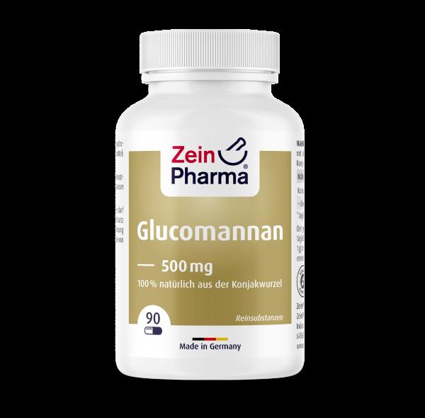 Glukomanan mrsavljenje