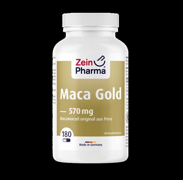 Peruanska Zlatna Maka